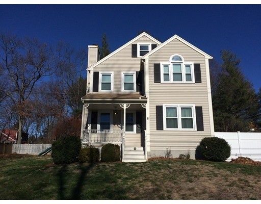 Single Family Home for Rent at 6 Gardner Lane Ayer, 01432 United States