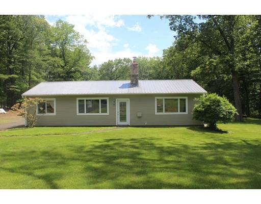 Частный односемейный дом для того Продажа на 49 Quarry Road Granby, Коннектикут 06035 Соединенные Штаты