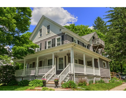 127 High St 1, North Andover, MA 01845