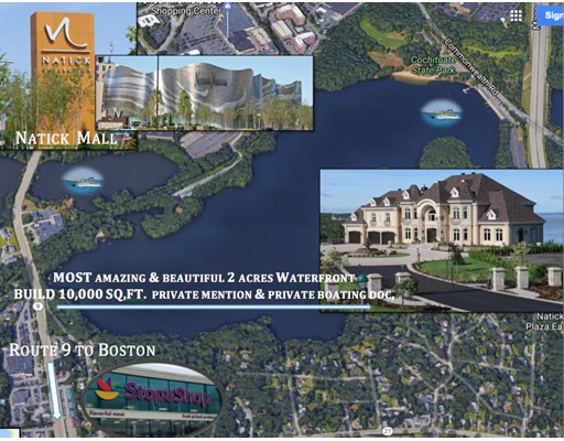 أراضي للـ Sale في Address Not Available Natick, Massachusetts 01760 United States