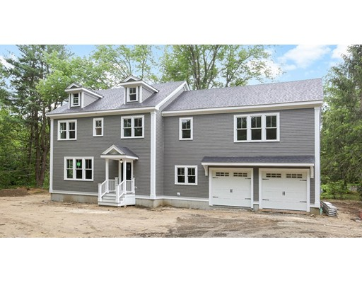 Single Family Home for Sale at 3 Pine Ridge Road Wayland, Massachusetts 01778 United States