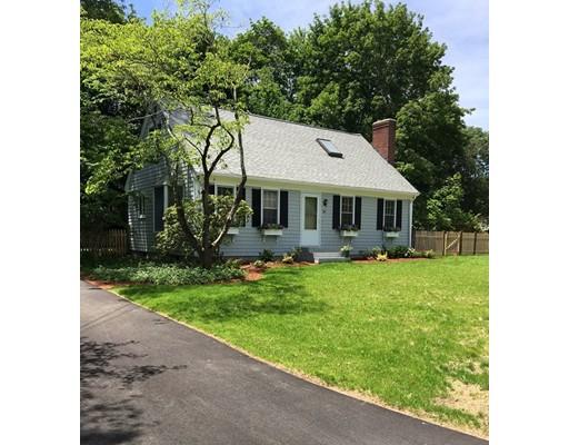 独户住宅 为 销售 在 56 Washington Street Seekonk, 马萨诸塞州 02771 美国