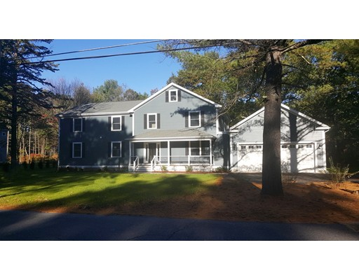 Single Family Home for Sale at 429 Dutton Road Sudbury, Massachusetts 01776 United States