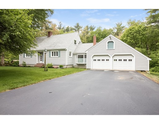 Single Family Home for Sale at 52 Hillcrest Road Hanson, Massachusetts 02341 United States