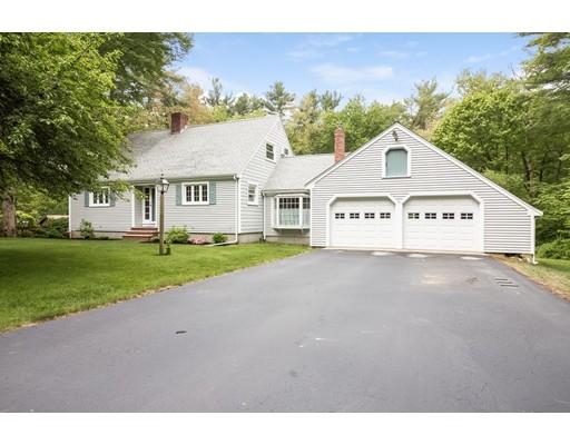 Частный односемейный дом для того Продажа на 52 Hillcrest Road Hanson, Массачусетс 02341 Соединенные Штаты