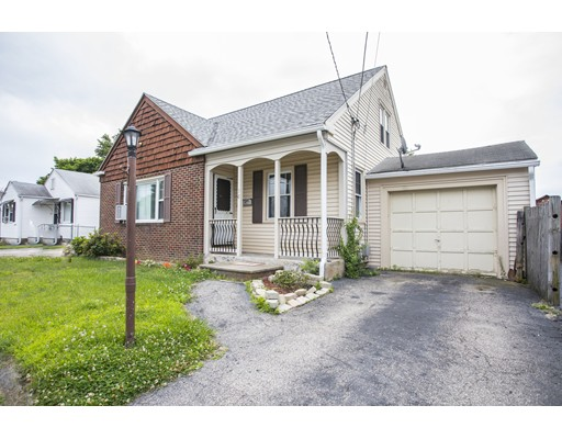 Single Family Home for Sale at 78 Manuel Avenue Johnston, Rhode Island 02919 United States
