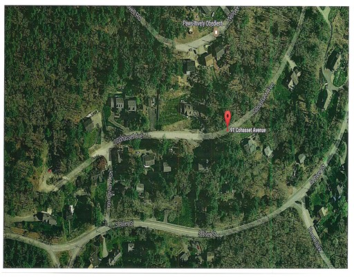 Land for Sale at 91 Cohasset Avenue Marshfield, 02050 United States