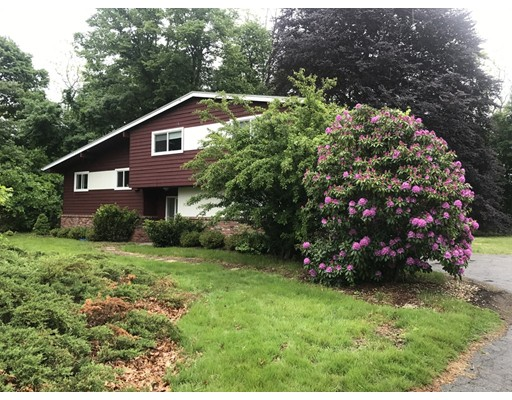 Single Family Home for Rent at 449 Old Connecticut Path Wayland, 01778 United States