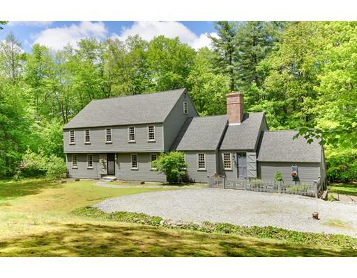 独户住宅 为 销售 在 179 Wilder Road 博尔顿, 马萨诸塞州 01740 美国