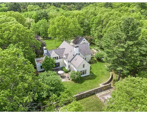 Single Family Home for Sale at 195 River Road 195 River Road Carlisle, Massachusetts 01741 United States