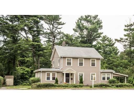 Casa Unifamiliar por un Venta en 2532 Cranberry Highway 2532 Cranberry Highway Wareham, Massachusetts 02571 Estados Unidos