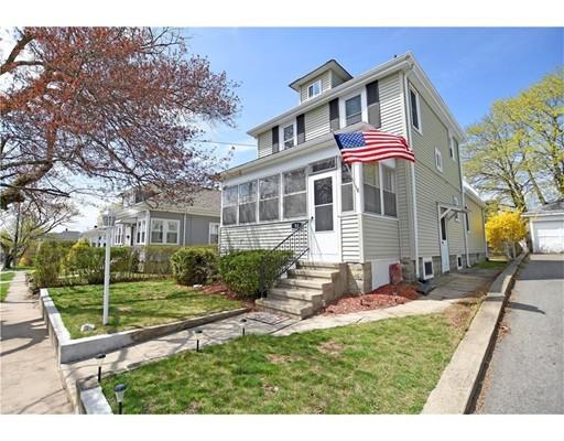 Maison unifamiliale pour l Vente à 31 Sheffield Avenue North Providence, Rhode Island 02911 États-Unis