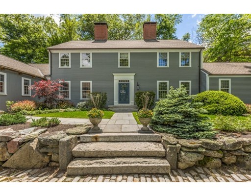 Single Family Home for Sale at 11 Stinson Road Andover, Massachusetts 01810 United States