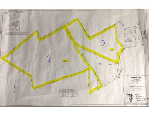 Lot 1&3 Moulton Mill Rd, Rutland, MA 01543