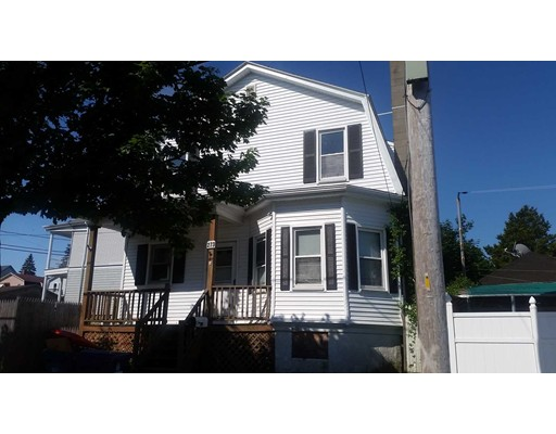Single Family Home for Sale at 273 Cleveland Street New Bedford, Massachusetts 02744 United States