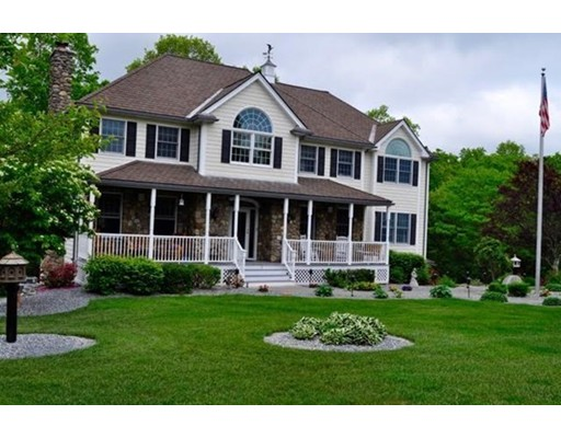 Casa Unifamiliar por un Venta en 3 Dolly Brook Circle Billerica, Massachusetts 01862 Estados Unidos