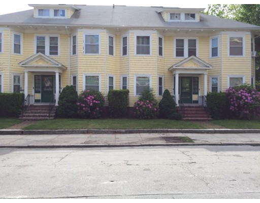 Multi-Family Home for Sale at 147 Cottage Street New Bedford, Massachusetts 02740 United States