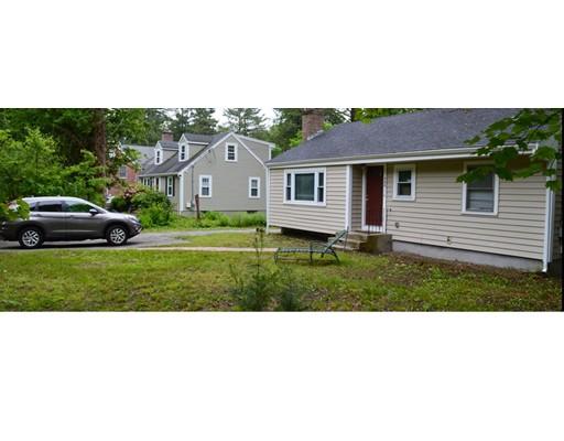 独户住宅 为 出租 在 409 Dedham Avenue Needham, 马萨诸塞州 02492 美国