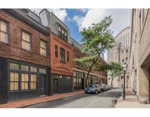独户住宅 为 出租 在 52 Piedmont Street 波士顿, 马萨诸塞州 02116 美国