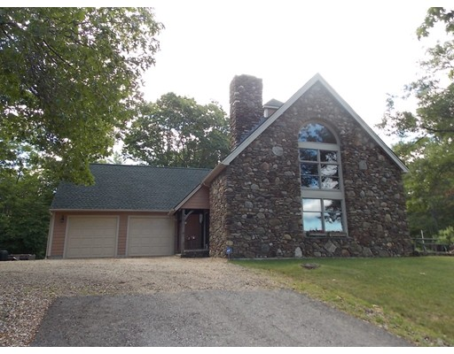 Single Family Home for Sale at 436 N Main Street Petersham, Massachusetts 01366 United States