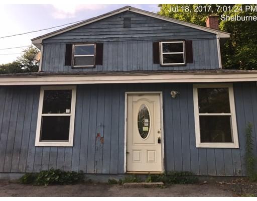 Single Family Home for Sale at 137 Skinner Road 137 Skinner Road Shelburne, Massachusetts 01370 United States