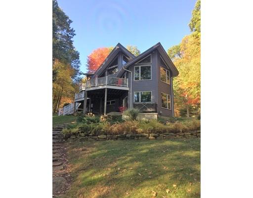 Maison unifamiliale pour l Vente à 44 Balazs Willington, Connecticut 06279 États-Unis