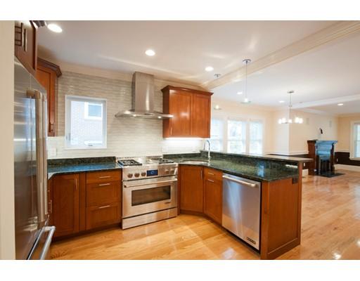 Single Family Home for Rent at 379 Belmont Belmont, Massachusetts 02478 United States