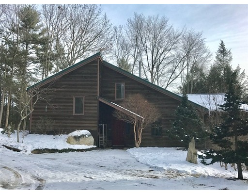 Single Family Home for Sale at 15 Number 6 Road 15 Number 6 Road Leverett, Massachusetts 01054 United States