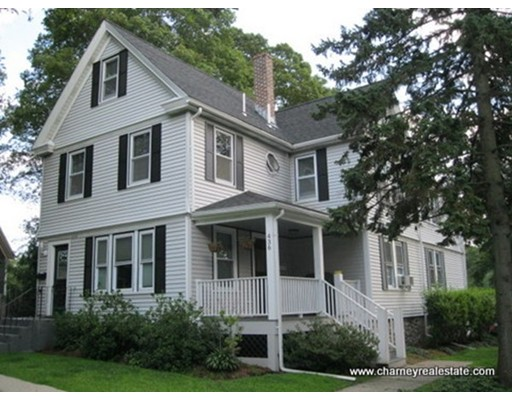 Single Family Home for Rent at 436 Washington Street Wellesley, Massachusetts 02481 United States