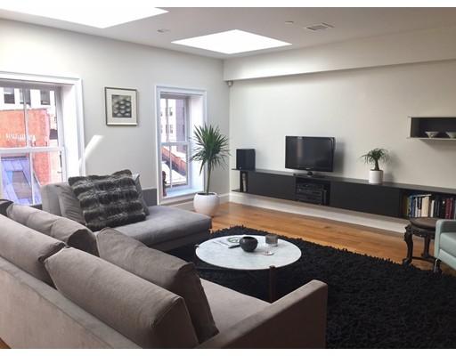 独户住宅 为 出租 在 73 Broad 波士顿, 马萨诸塞州 02109 美国