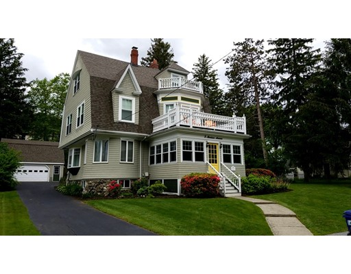 Single Family Home for Sale at 3 Morrison Avenue Stoneham, Massachusetts 02180 United States