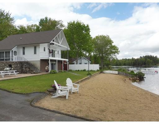 Single Family Home for Sale at 84 Lakeshore Drive Ashburnham, Massachusetts 01430 United States