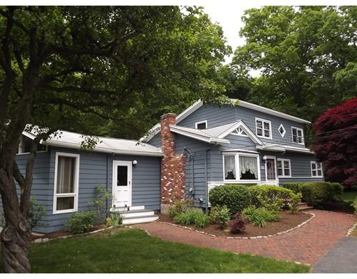 独户住宅 为 销售 在 35 Spring Lane 莎伦, 马萨诸塞州 02067 美国