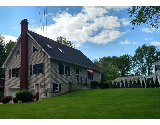 Частный односемейный дом для того Продажа на 72 Bond Road Charlton, Массачусетс 01507 Соединенные Штаты