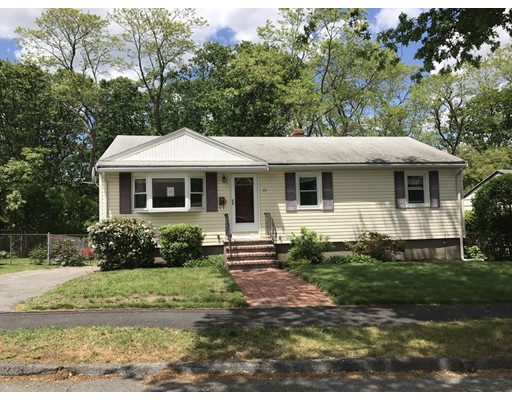 Single Family Home for Rent at 74 Spring View Drive Lynn, Massachusetts 01904 United States