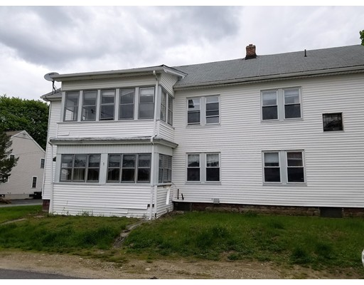 Casa Multifamiliar por un Venta en 1 Brook Street Webster, Massachusetts 01570 Estados Unidos
