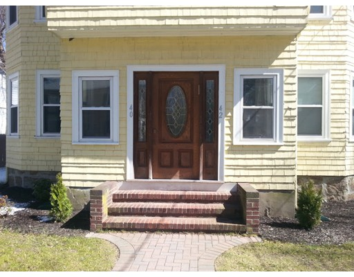 Single Family Home for Rent at 42 Westbourne Road Newton, Massachusetts 02459 United States