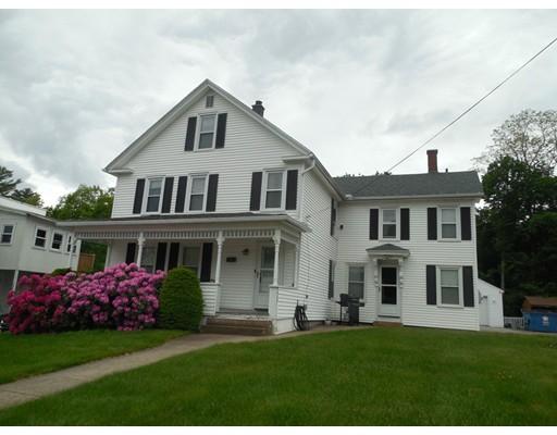 Частный односемейный дом для того Продажа на 64 Aspen Street Ware, Массачусетс 01082 Соединенные Штаты