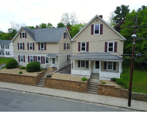 Многосемейный дом для того Продажа на 72 Aspen Street Ware, Массачусетс 01082 Соединенные Штаты