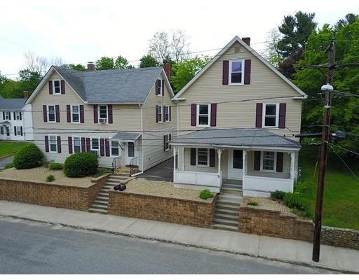 Casa Multifamiliar por un Venta en 72 Aspen Street 72 Aspen Street Ware, Massachusetts 01082 Estados Unidos