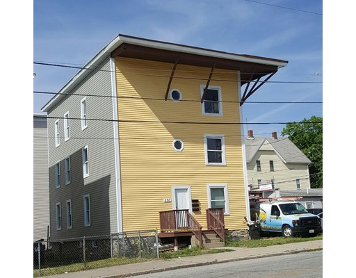 Multi-Family Home for Sale at 570 Privilege Street Woonsocket, Rhode Island 02895 United States