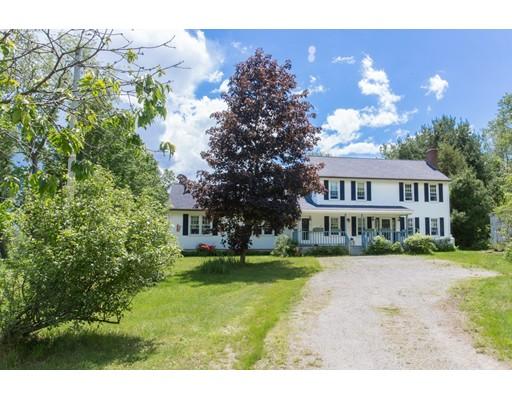 Casa Unifamiliar por un Venta en 42 Healy Road Dudley, Massachusetts 01571 Estados Unidos