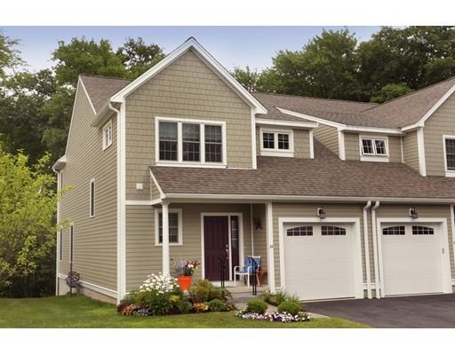 Casa Unifamiliar por un Alquiler en 34 Ciderpress Way North Andover, Massachusetts 01845 Estados Unidos