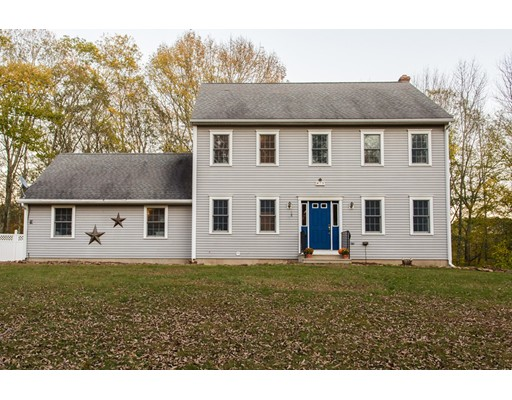 Single Family Home for Sale at 79 Tucker Road West Brookfield, Massachusetts 01585 United States