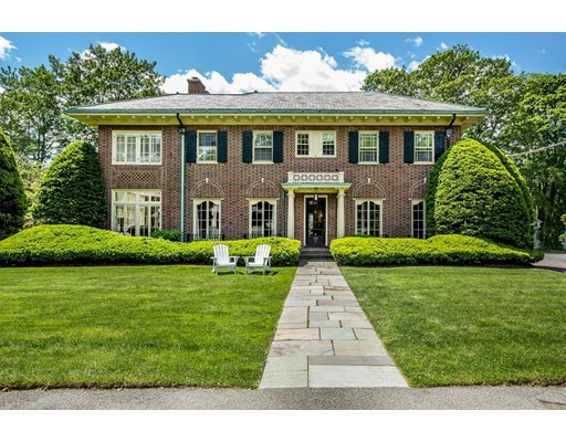 Single Family Home for Sale at 25 Beach Bluff Avenue Swampscott, Massachusetts 01907 United States