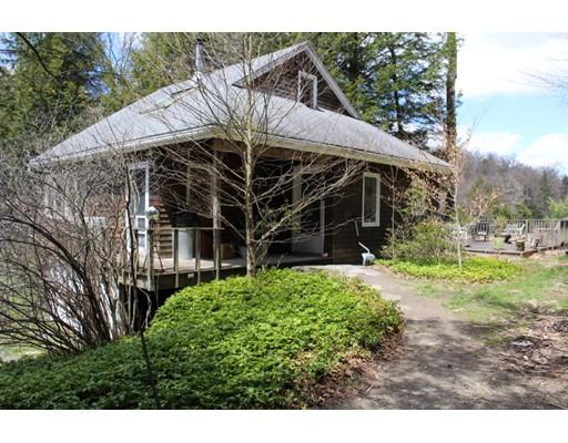 Single Family Home for Sale at 844 Spruce Corner Road Ashfield, Massachusetts 01330 United States