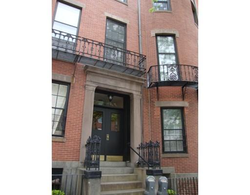 独户住宅 为 出租 在 27 Bowdoin Street 波士顿, 马萨诸塞州 02114 美国