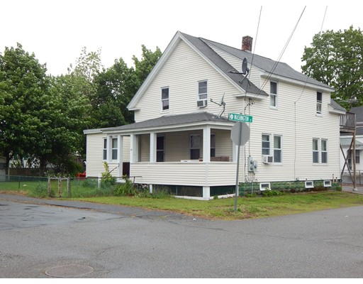 Multi-Family Home for Sale at 30 Chapel Street Shirley, Massachusetts 01464 United States