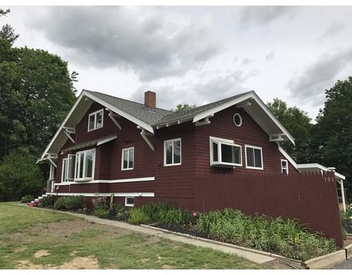 واحد منزل الأسرة للـ Sale في 101 Old Westfield Russell, Massachusetts 01071 United States