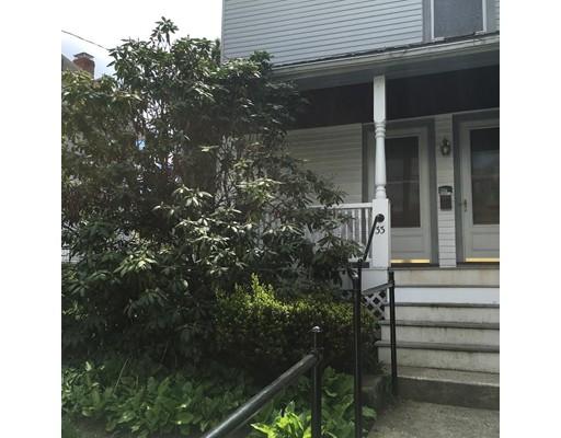 独户住宅 为 出租 在 33 Parsons 牛顿, 马萨诸塞州 02465 美国